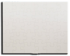 puzzle sublimare policromie personalizare